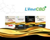 LVWell CBD – Max (Oral) – Full Spectrum Extract Containing 3000mg CBD